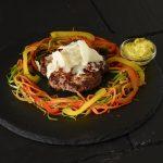 ricetta hamburger lanza